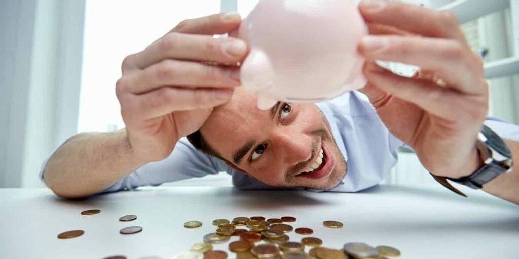 geld sparen, tips, spaar tips, geld opzij zetten, spaartips