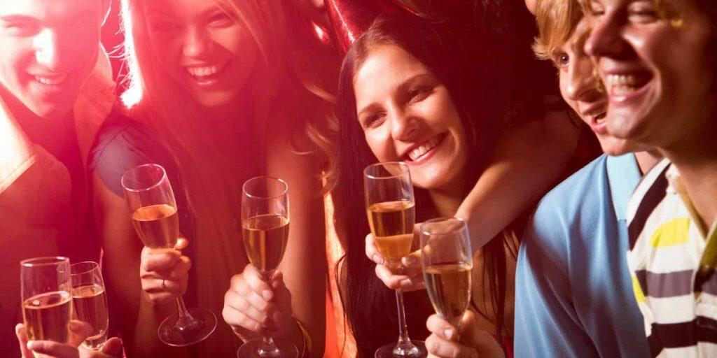 low budget party feestje organiseren