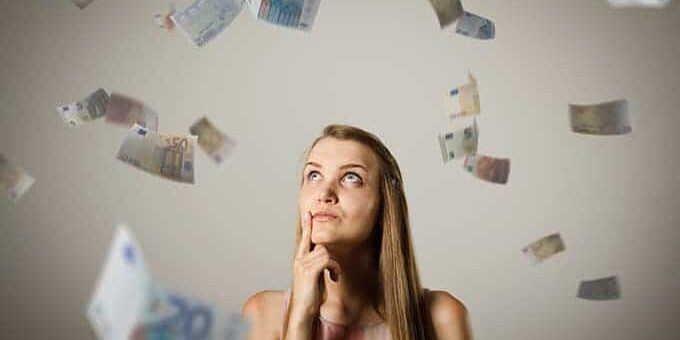 geld meisje vragen jongeren