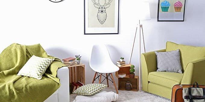 wonen huis kamer inrichting kosten