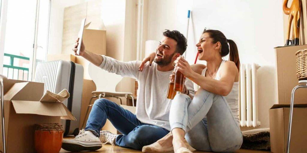 samenwonen, samen wonen, partner, geldzaken, tips, advies, relatie